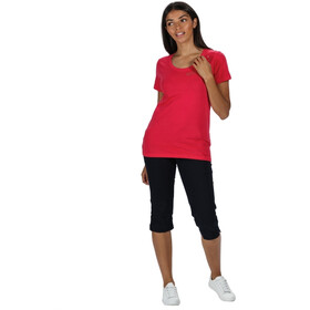 Regatta Filandra IV T-Shirt Femme, virtual pink